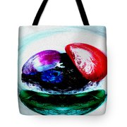 Vegetables And Gemstones Tote Bag