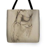 Veil Dance Tote Bag