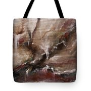 Veil Was Torn 2 Tote Bag