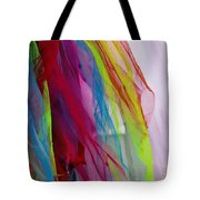 Veiled Color Tote Bag