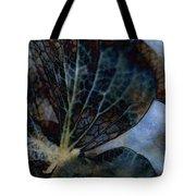 Veined Tote Bag