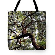 Veins Of Life Tote Bag