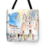 Velez Rubio Townscape 02 Tote Bag