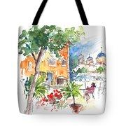 Velez Rubio Townscape 03 Tote Bag