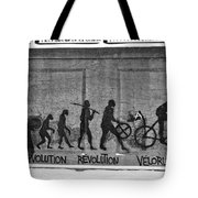 Velorution Tote Bag