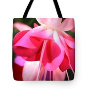 Velvet Fuchsia Skirt Tote Bag