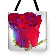 Velvet Rose Bud 2 Tote Bag