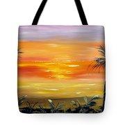 Velvet Sky Tote Bag