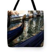 Venetian Gondolas Tote Bag
