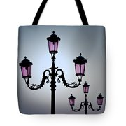 Venetian Lamps Tote Bag