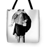 Venetian Man, 18th Century Tote Bag