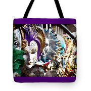 Venetian Masks 1 Tote Bag