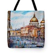 Venetian Paradise Tote Bag