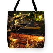 Venetian Room With A View Tote Bag