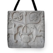 Venetian Stone Carving Tote Bag