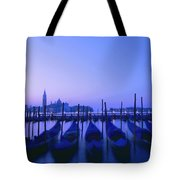 Venetian Sunrise Tote Bag