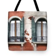 Venetian Window Tote Bag