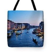 Venezia - Il Gran Canale Tote Bag