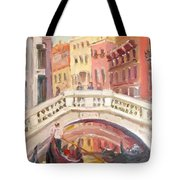 Venice Is For Lovers Tote Bag
