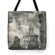 Venice. A View From The Other Bridge Tote Bag