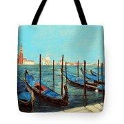 Venice Tote Bag by Anastasiya Malakhova
