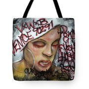 Venice Beach Wall Art 1 Tote Bag