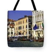 Venice Buildings Tote Bag