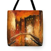 Venice By Night 07 Tote Bag