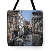 Venice Canal 5 Tote Bag