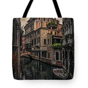 Venice Canal 8 Tote Bag
