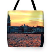 Venice Colors Tote Bag