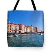 Venice Grand Canal View Italy Tote Bag
