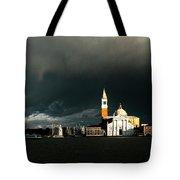 Venice Island Saint Giorgio Maggiore Tote Bag
