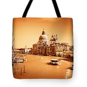 Venice Italy Grand Canal Tote Bag