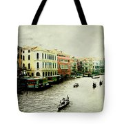 Venice Italy Magical City Tote Bag