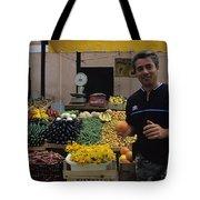 Venice Market Tote Bag