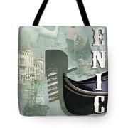 Venice Montage 2 Tote Bag