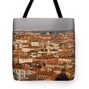 Venice Italy - No Canals Tote Bag