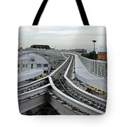 Venice People Mover Tote Bag