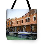 Venice Reflections - Italy Tote Bag
