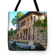Venice Streetscape Tote Bag