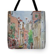 Venice Summer Tote Bag
