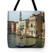 Venice Sun Tote Bag