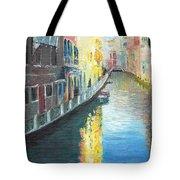 Venice Sunshine Tote Bag