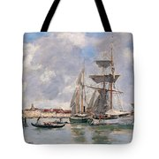 Venice. The Grand Canal Tote Bag