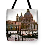 Venice The Grand Canal Tote Bag