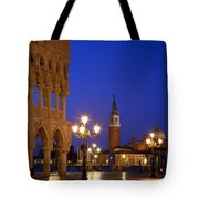 Venice Twilight Tote Bag
