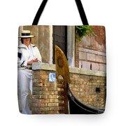 Venice Valet Tote Bag