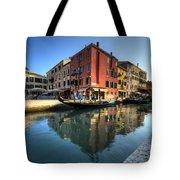 Venitian Gondola's Tote Bag