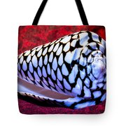 Venomous Conus Shell Tote Bag